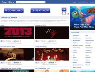 cover4face.com screenshot