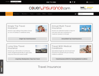 cover4travel.com screenshot