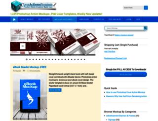 coveractionspremium.com screenshot