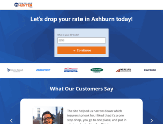 coverage-hunter.com screenshot