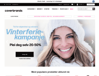 coverbrands.no screenshot