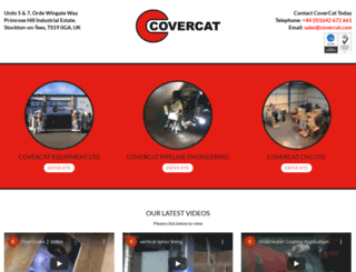 covercatusa.com screenshot