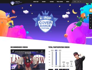 coverdance.org screenshot