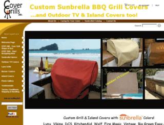 covergrillsetc.com screenshot
