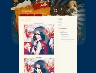 coveridea.blogspot.com screenshot