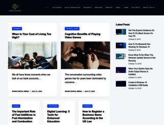 coverjunction.com screenshot