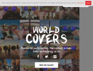 covers.carreraworld.com screenshot