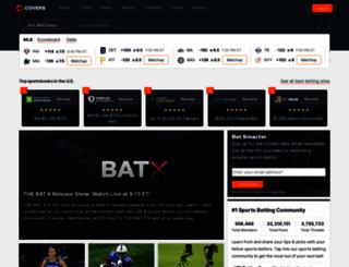 covers.com screenshot
