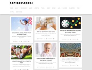coversresource.com screenshot