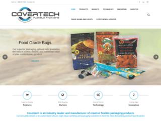 covertechfab.com screenshot