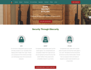covertfurniture.com screenshot