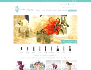 coverthevase.com screenshot
