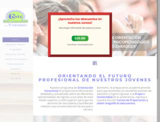 coviz.com.mx screenshot