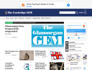 cowbridge-today.co.uk screenshot