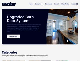cowdroy.com.au screenshot
