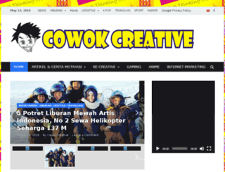 cowokcreative.com screenshot