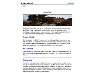 coxontool.com screenshot