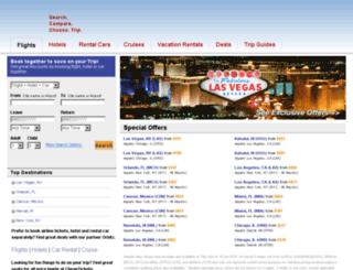 coxvacationservices.neatgroup.com screenshot