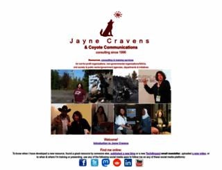 coyotecommunications.com screenshot