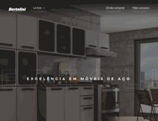 cozinhasbertolini.com.br screenshot