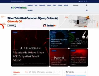 cozumpark.com screenshot