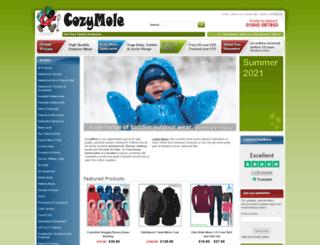 cozymole.com screenshot