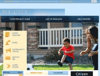 cp-projectteam3.civicplus.com screenshot