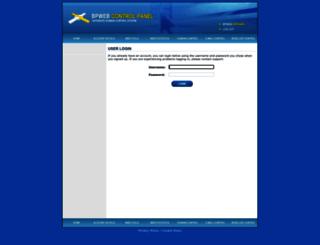 cp.bpweb.net screenshot