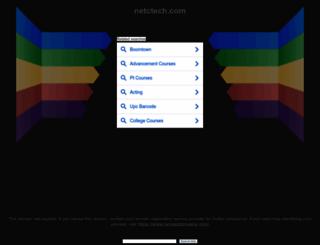 cp.netctech.com screenshot