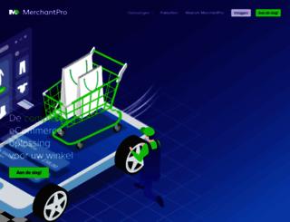 cp.shopmania.nl screenshot