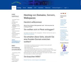 cp1server.eu screenshot