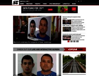 cp24.ca screenshot
