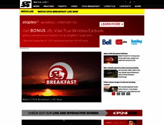 cp24.com screenshot