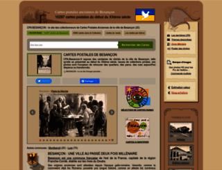 cpa-besancon.fr screenshot