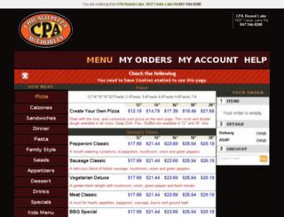 cpa-roundlake.foodtecsolutions.com screenshot