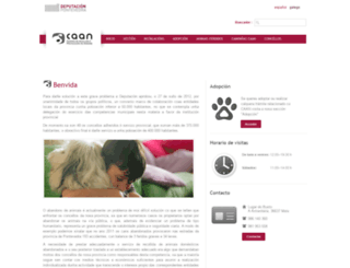 cpae20.depo.es screenshot