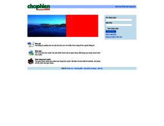 cpanel.chophien.com screenshot