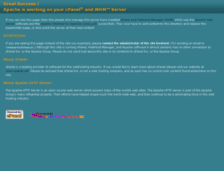 cpanel1.mediatomcat.net screenshot