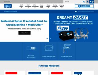 cpapaustralia.com.au screenshot