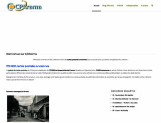 cparama.com screenshot