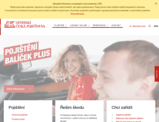 cpas.cz screenshot
