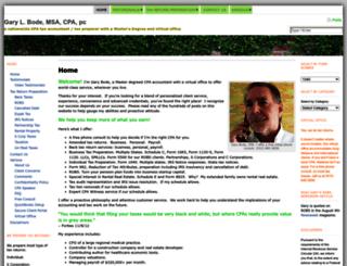 cpawilmingtonnc.org screenshot