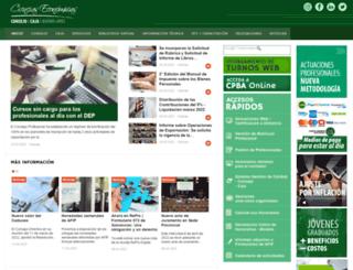 cpba.com.ar screenshot