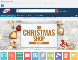 cpc.co.uk screenshot