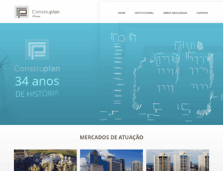 cpconstruplan.com.br screenshot