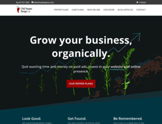 cpdesignco.com screenshot