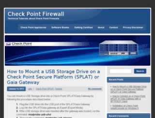 cpfirewall.com screenshot