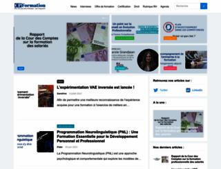 cpformation.com screenshot