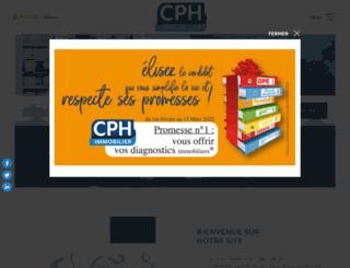 cph.fr screenshot