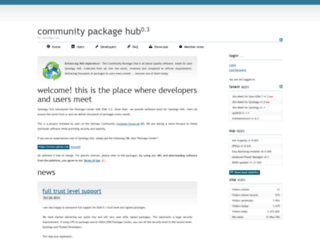 cphub.net screenshot